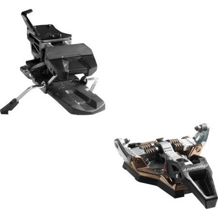 NEW DYNAFIT RADICAL FT 2.0 Alpine Touring Ski Bindings DIN 5-12 w// Brakes