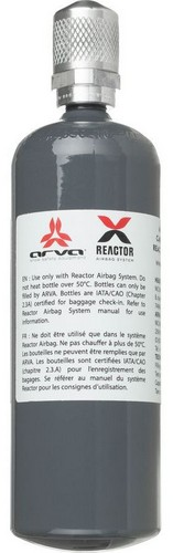 Arva NORTH AMERICA EXCHANGEABLE STEEL CYLINDER