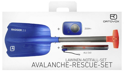 Ortovox AVALANCHE RESCUE KIT ZOOM+