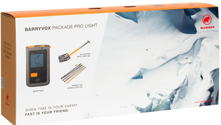 Mammut BARRYVOX PACKAGE PRO LIGHT