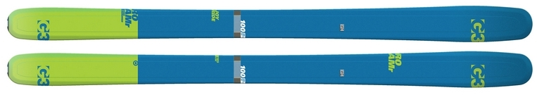 Skis G3 2016 2017 - Equipment for backcountry skiing and skimo ... c35343b633a