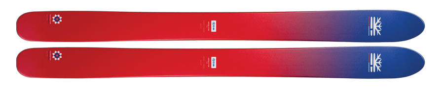 DPS Skis FOUNDATION LOTUS 124