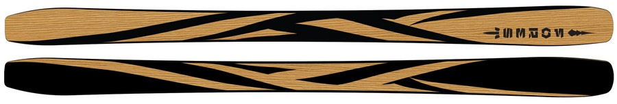 Forest Skis DRUID CARBON