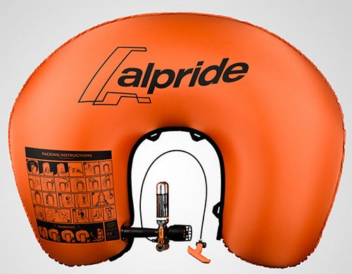 Avalanche Airbag Systems Alpride 2019/2020